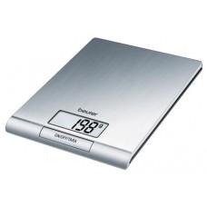 Кухонные весы Beurer KS42 серебристый