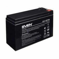 Аккумулятор 12V 7Ah SVEN SV1270