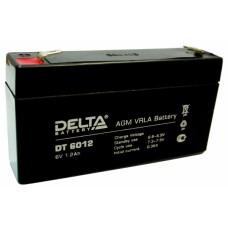 Аккумулятор DELTA DT6012