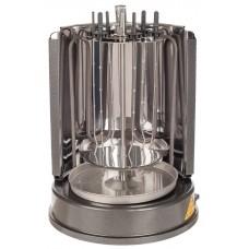 Электрошашлычница Kitfort KT-1404 серебристый