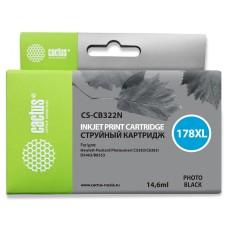 Картридж CACTUS CS-CB322N(CS-CB322) для PS B8553/C5383/C6383/D5463 черный