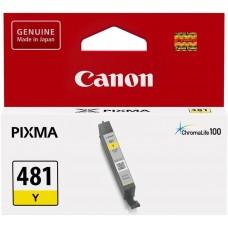 Картридж CANON CLI-481 Y желтый [2100c001]