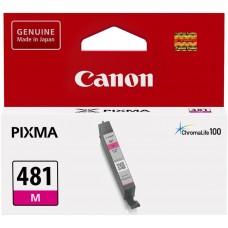 Картридж CANON CLI-481 M пурпурный [2099c001] для Pixma TS6140/TS8140TS/TS9140/TR7540/TR8540
