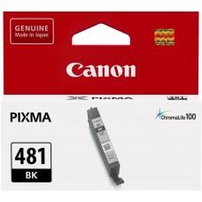 Картридж CANON CLI-481 BK черный [2101c001] для Pixma TS6140/TS8140TS/TS9140/TR7540/TR8540