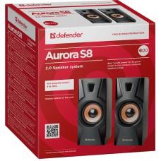 Акустическая система 2.0 DEFENDER AURORA S8