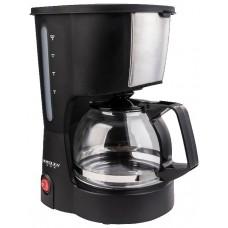 Кофеварка капельная DELTA LUX DL-8161 черный