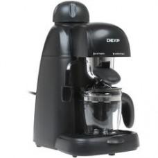 Кофеварка рожковая DEXP EM-800 черный
