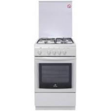 Комбинированная плита Deluxe 506031.01ГЭ (КР) белый