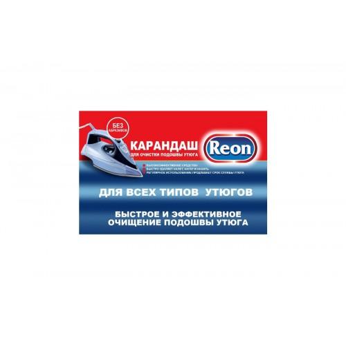 Аксессуары для утюгов Reon 07-002 Карандаш для очистки подошвы утюга, арт. (25 г)