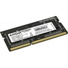 Модуль памяти SODIMM DDR3L SDRAM 4096 Mb AMD (PC12800/1600MHz/CL11) (R534G1601S1SL-UO)