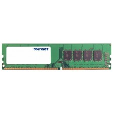 Модуль DIMM DDR4 SDRAM 4096Мb Patriot (PC4-17000/2133MHz/CL15/1.2В) (PSD44G213381)