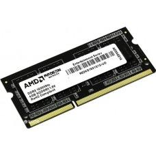 Модуль памяти DDR3 SO-DIMM 4GB AMD R5 Entertainment Series Black R534G1601S1S-U