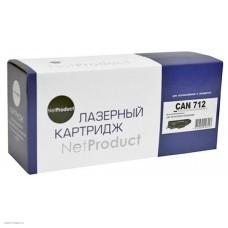 Картридж NetProduct N-CRG-712/N-№712 для Canon LBP-3010/3100 (1500 стр)