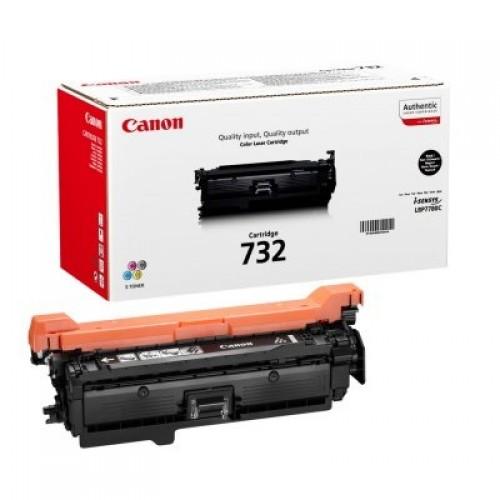 Картридж Canon i-SENSYS LBP7780C (Cartridge 732) 6100 стр. Black (6263B002)