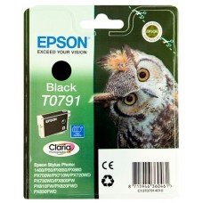 Картридж Epson T0791 повышенной емкости для P50/PX660/PX820/PX830 black