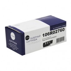 Картридж NetProduct N-106R02760 для Xerox Phaser 6020/6022/WC 6025/6027 Сyan