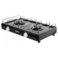 Плитка газовая Мечта-200М комплектом черная