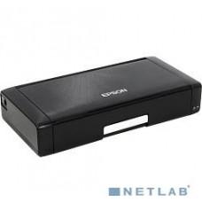Принтер струйный EPSON WorkForce WF-100W (формат А4/мобильный)