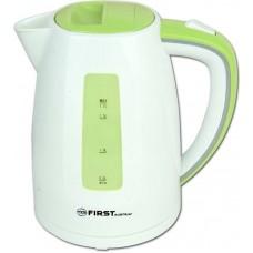 Чайник First FA-5427-7 White/Green