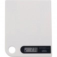 Весы кухонные FIRST 6401-1-WI(0)