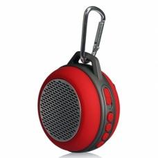 Колонки портативные Perfeo SOLO Bluetooth красная PF
