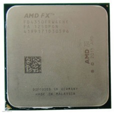 Процессор AMD FX-4350 X4 (4,20GHz/8Mb/Vishera) Socket AM3+ (OEM)
