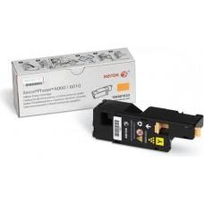 Тонер-картридж 106R01633 (NetProduct)NEW, желтый для Xerox Phaser 6000/6010 (1000стр.)