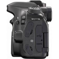 Фотоаппарат Canon EOS 80D black