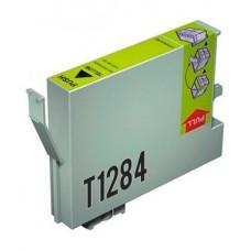 Картридж Epson Stylus S22/SX125/SX420W/SX425W/BX305F Yellow (Hi-Black) new, C13T12844010