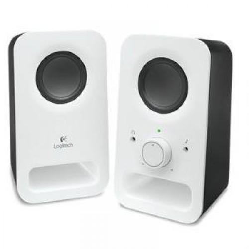Акустическая система 2.0  Logitech Z-150 White (980-000815)