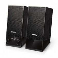Акустическая система 2.0 SVEN SPS-604 black (SV-0120604BK)
