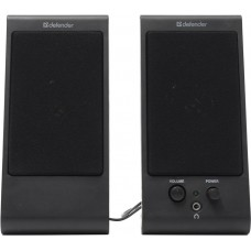 Акустическая система 2.0 Defender SPK-170 black (4 Вт RMS) USB