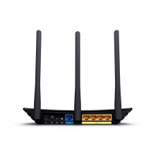 Маршрутизатор беспроводной TP-LINK TL-WR940N 450M Wireless(802.11n,450 Мбит/с,VPN,VLAN, WEP,WPA,WPA2)