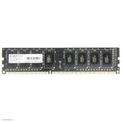 Модуль DIMM DDR3 SDRAM 4096 Mb AMD