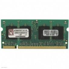 Модуль памяти DDR2 SODIMM 2048Мb CL6 non-ECC Kingston