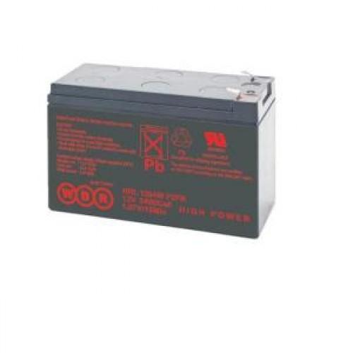 Аккумулятор 12V  9Ah WBR HR1234W