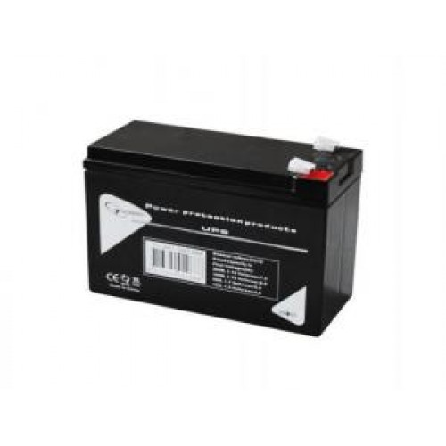 Аккумулятор 12V 7.5Ah Gembird BAT-12V7.5AH