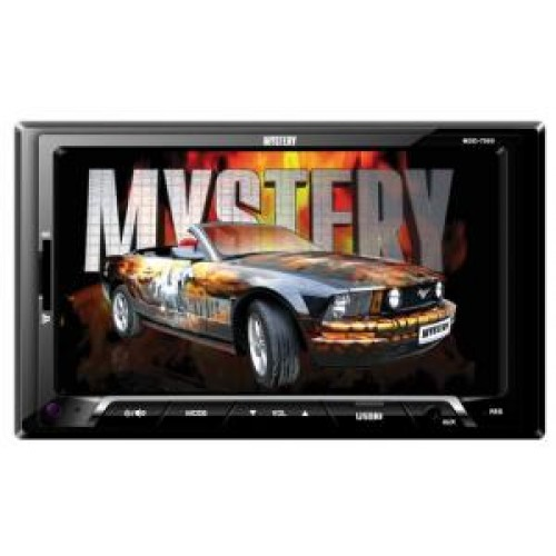 "Автомагнитола Mystery MDD-7005 4x50, MP3/MPEG4, USB, 7"" Touch, 2-din"