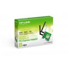 Адаптер беспроводной TP-LINK TL-WN881ND (300 Мбит/с, 2 съемные антенны, PCI-E)