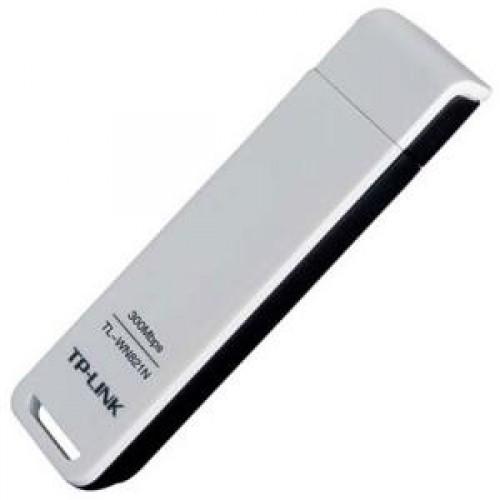 Адаптер беспроводной TP-LINK TL-WN821N (802.11n/g/b 300Мбит/с, USB2.0)