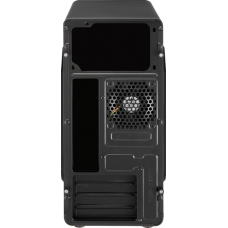 Корпус Mini-Tower AeroCool Qs-182 черный