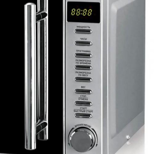 Свч-печь BBK 20MWS-721T/BS-M соло (без гриля и конвекции)