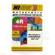 Бумага Hi-image paper для фотопечати 102х152, 230 г/м2, 500 листов, глянцевая односторонняя