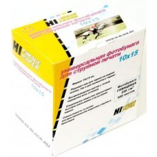 Бумага Hi-image paper для фотопечати 10х15, 230 г/м2, 500 листов, матовая односторонняя(A21183)