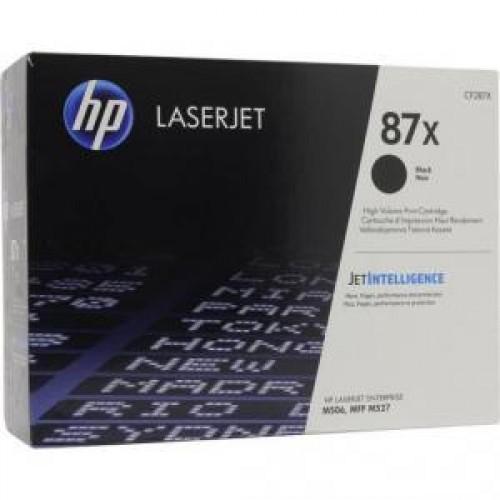 Картридж CF287X (№87X) HP LJ Pro M501/M506/M527
