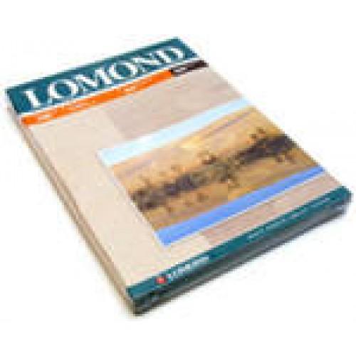 Бумага Lomond для струйной печати А4,  140 г/м2, 100 листов, матовая (0102074)