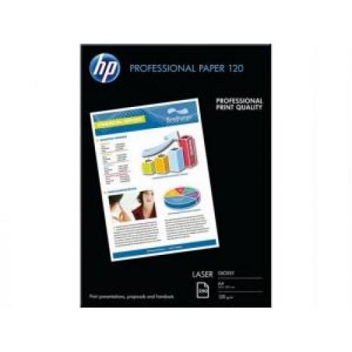 Фотобумага Hewlett-Packard A4, 120 г/м2, 250 листов, глянцевая (CG964A)