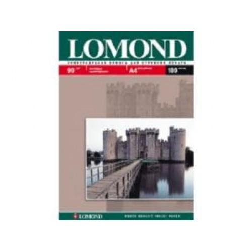 Бумага Lomond для струйной печати А4,  90 г/м2, 100 листов, матовая (0102001)