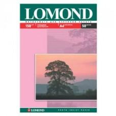 Бумага Lomond для струйной печати А4, 150 г/м2, 25 листов, глянцевая (0102043)