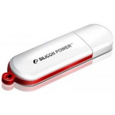 Накопитель USB 2.0 Flash Drive 16Gb Silicon Power Luxmini 320 White (SP016GBUF2320V1W)